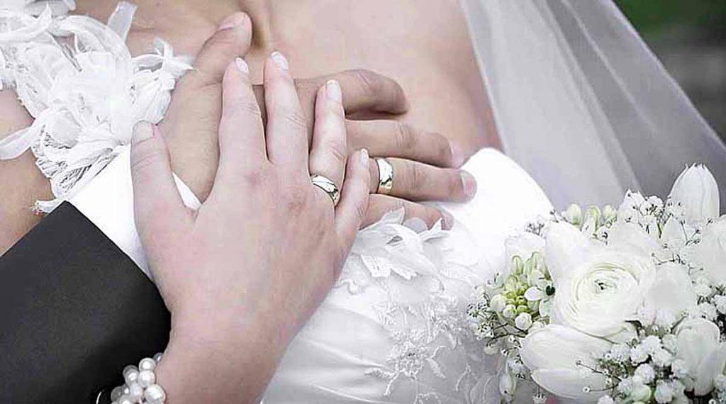 Matrimonio e fedi nuziali